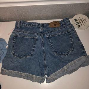 arizona vintage shorts